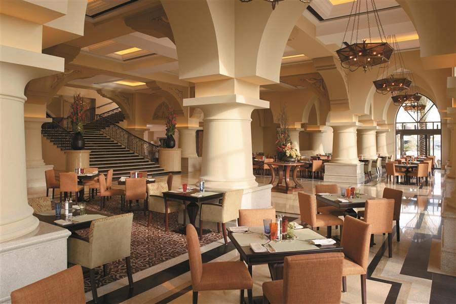 Shangri La Hotel Qaryat Abu Dhabi Casual Dining