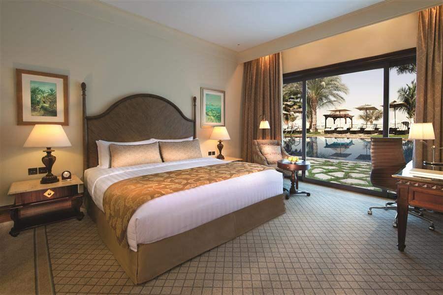 Shangri La Hotel Qaryat Abu Dhabi Executive Garden Room
