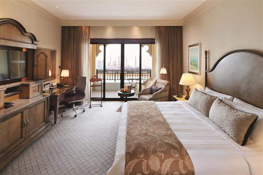 Shangri La Hotel Qaryat Abu Dhabi Roomwith Balcony