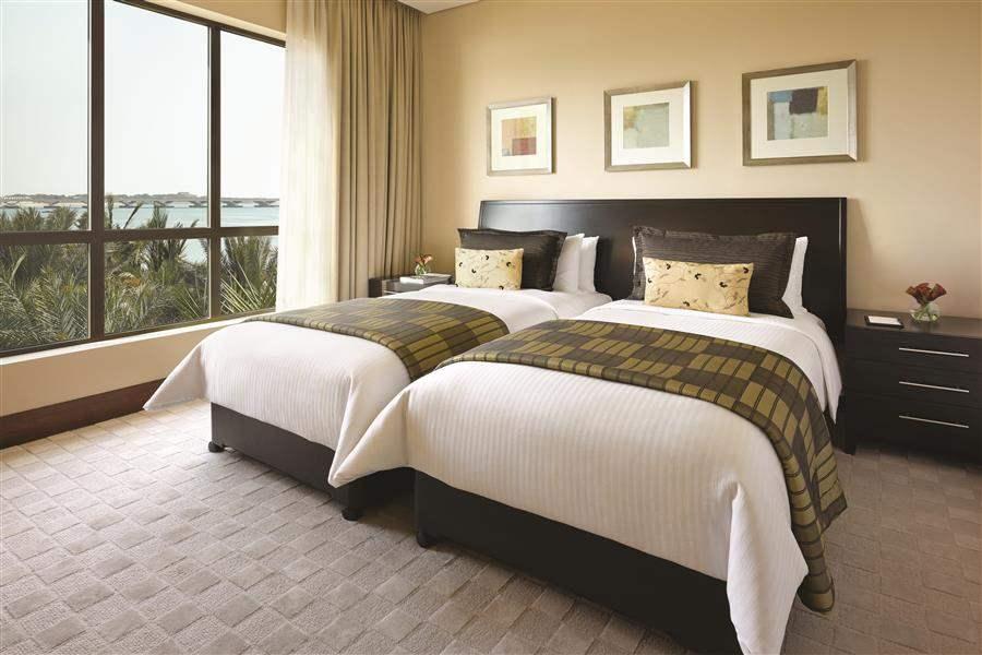 Shangri La Hotel Qaryat Abu Dhabi Twin Beds
