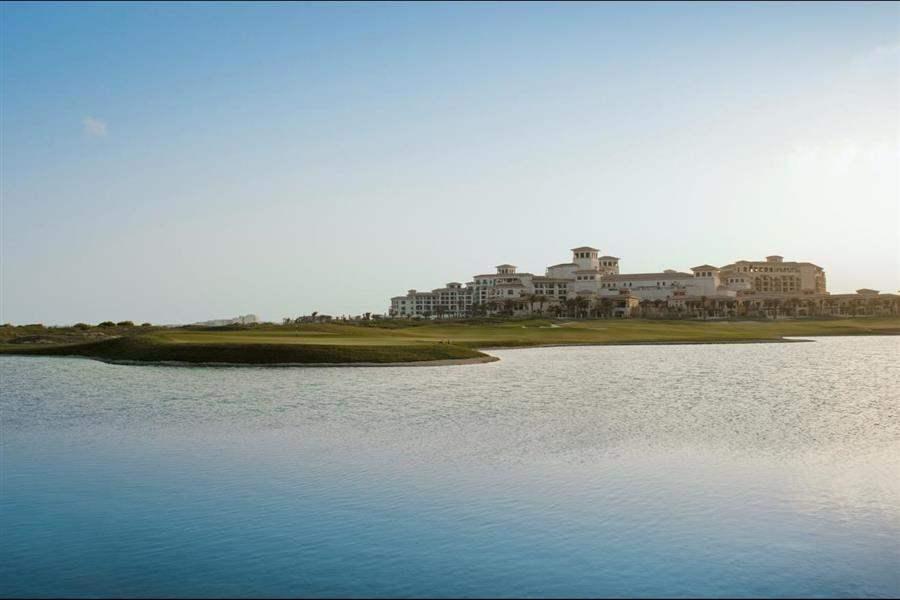 St Regis Saadiyat Island Abu Dhabi Exteriorand Golf Course