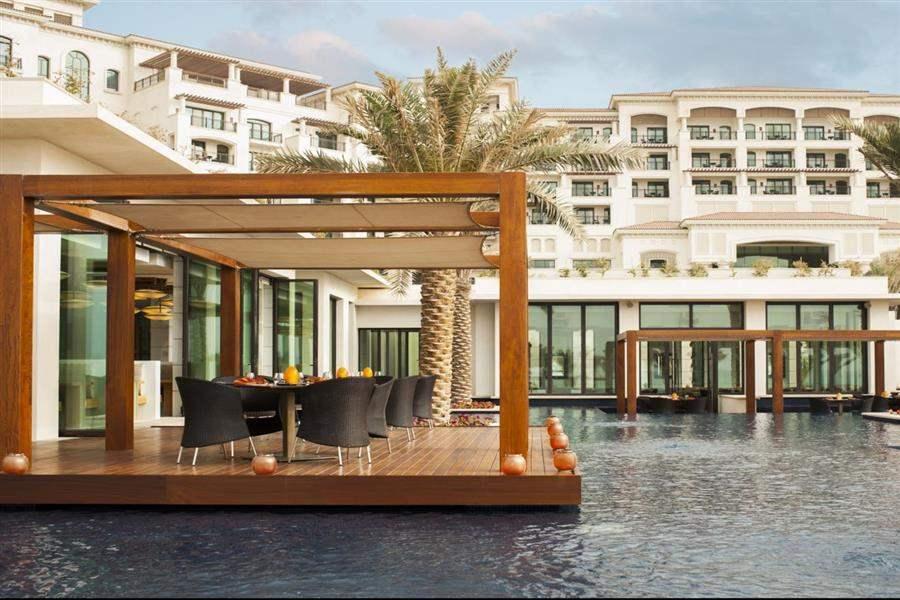 St Regis Saadiyat Island Abu Dhabi Sontaya Restaurant