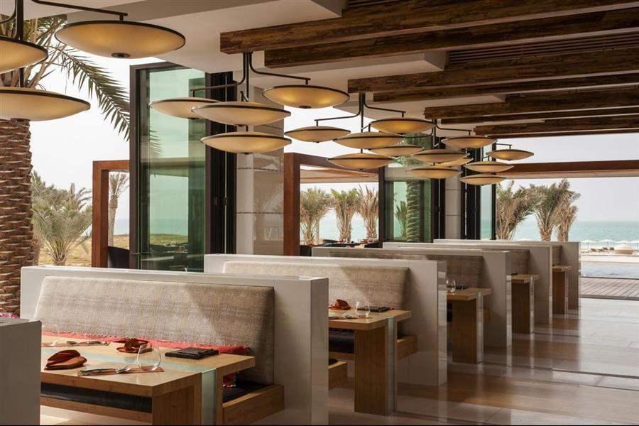 St Regis Saadiyat Island Abu Dhabi Bar Restaurant