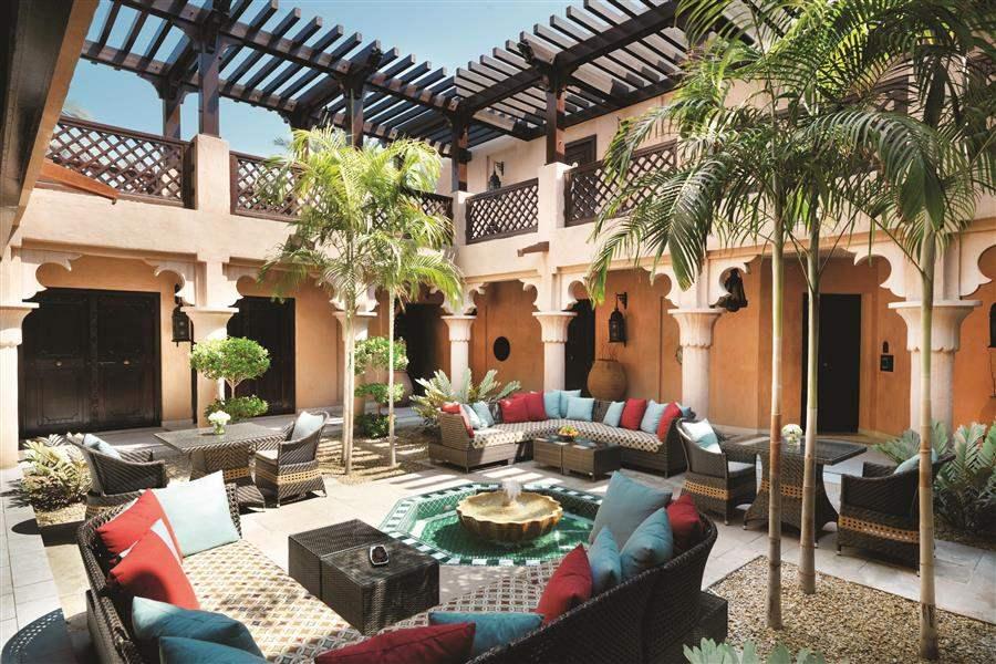 Arabian Summerhouse