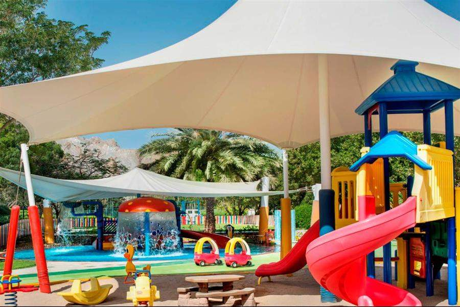 Le Meridien Al Aqah Beach Resort Kids Club