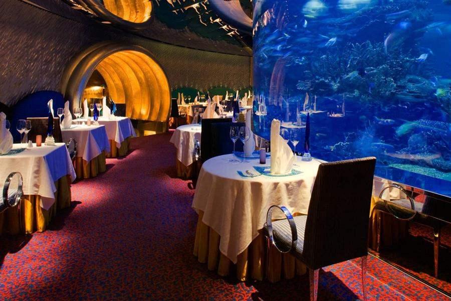 Burj Al Arab Al Mahara Restaurant