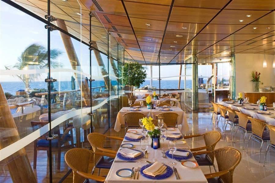 Burj Al Arab Bab Al Yam Restaurant