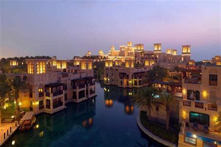 Dar Al Masyaf Madinat Jumeirah Exterior Night