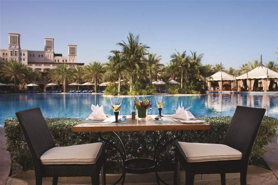 Dar Al Masyaf Madinat Jumeirah Poolside Dining