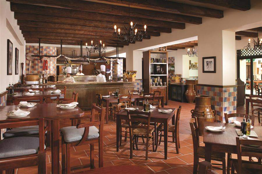 Dar Al Masyaf Madinat Jumeirah Toscana Restaurant