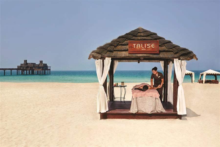Dar Al Masyaf Madinat Jumeirah Massage Beach