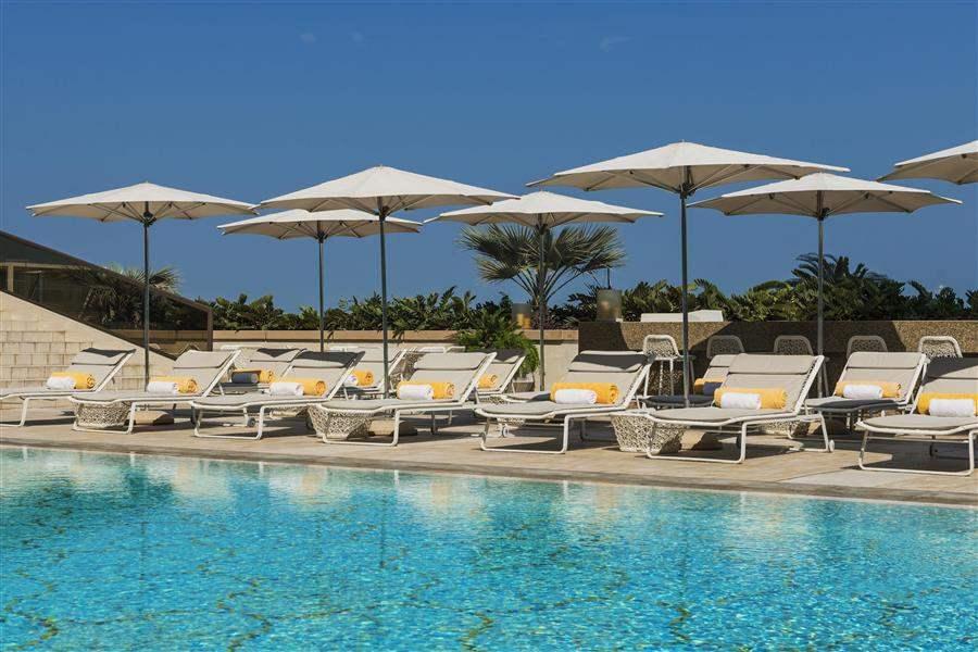 Grosvenor House West Marina Beach Pool Loungers