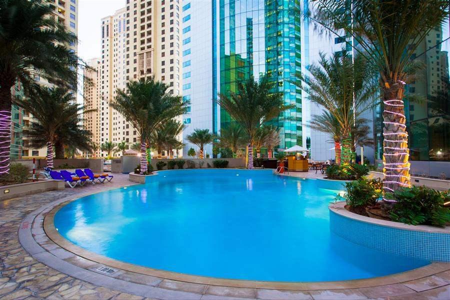 Swimming Pool Oasis : Ja oasis beach tower jumeirah best at travel