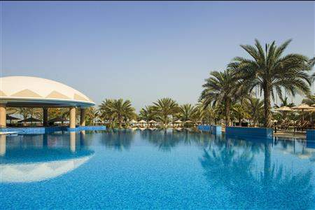 Le Royal Meridien Beach Resort Spa Infinity Pool
