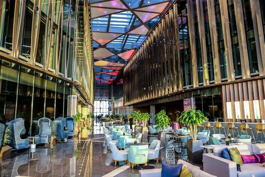 Rixos Premium Dubai Lobby