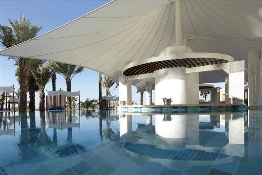 The Ritz Carlton Dubai Pool Day
