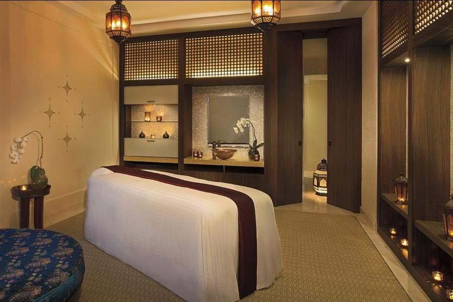 The Ritz Carlton Dubai Spa Treatment Room