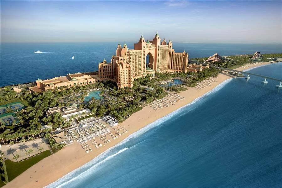 Atlantis view