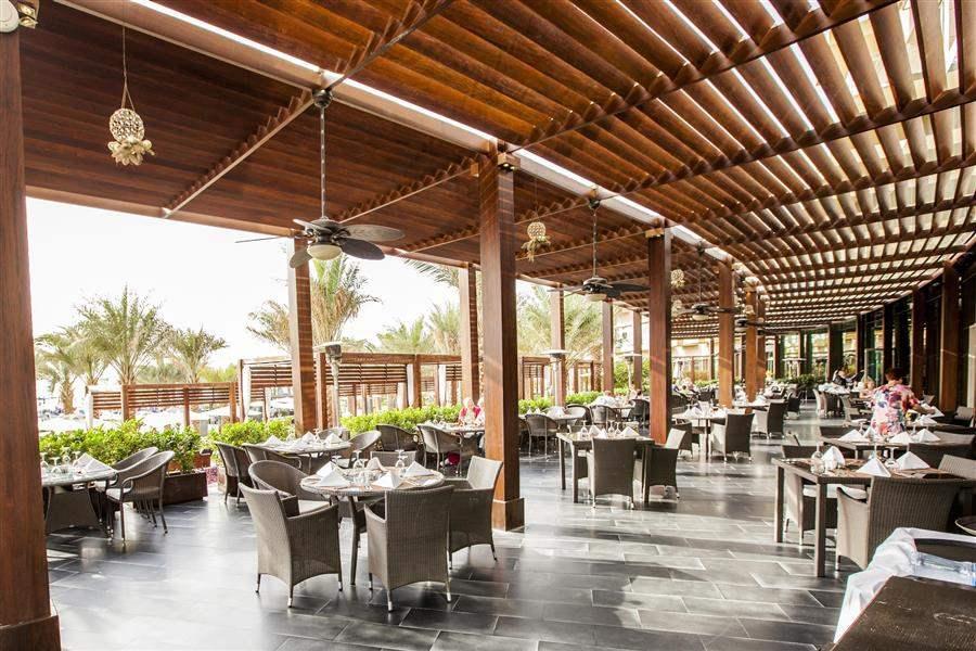Rixos The Palm Dubai La Tucca Restaurant