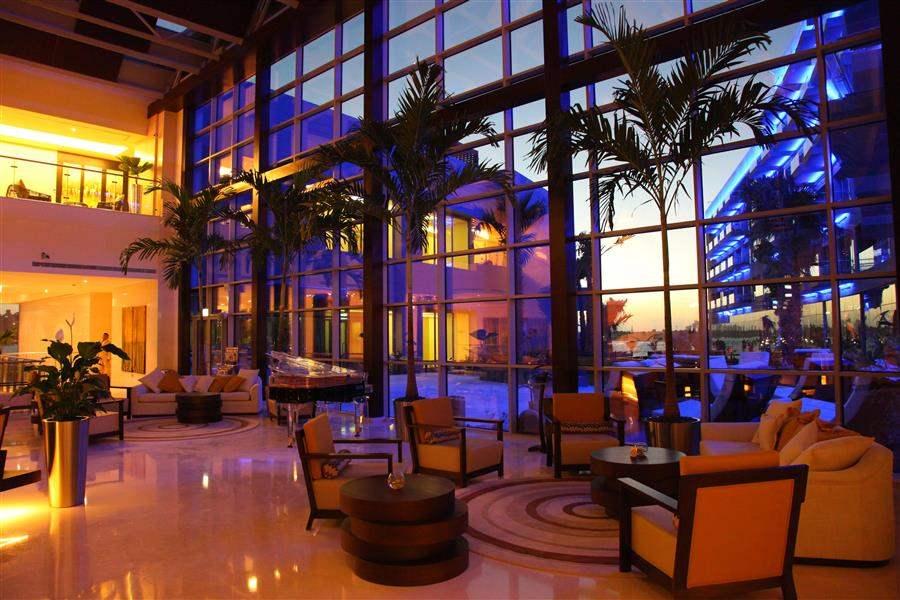 Rixos The Palm Dubai Lobby Lounge