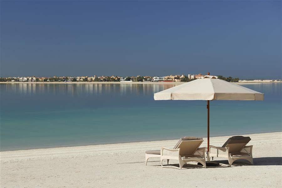 Waldorf Astoria Dubai Palm Jumeirah Hotel Beach