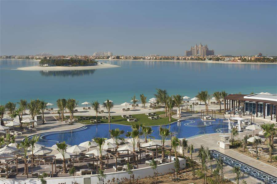 Waldorf Astoria Dubai Palm Jumeirah Resort Overview