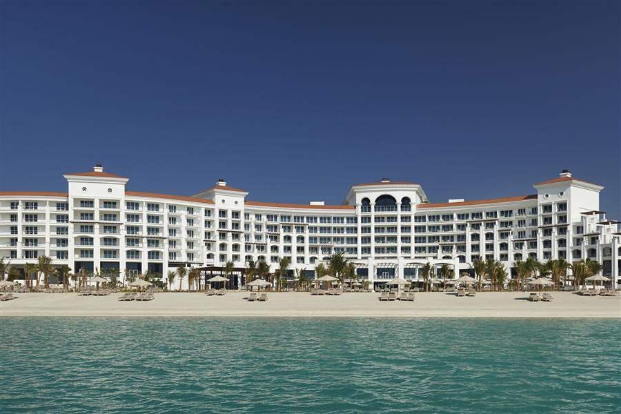 Waldorf Astoria Dubai Palm Jumeirah Exterior Day
