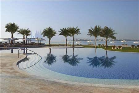 Waldorf Astoria Dubai Palm Jumeirah Swimming Pool