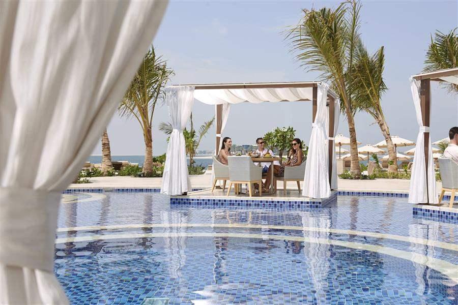 Waldorf Astoria Dubai Palm Jumeirah Poolside