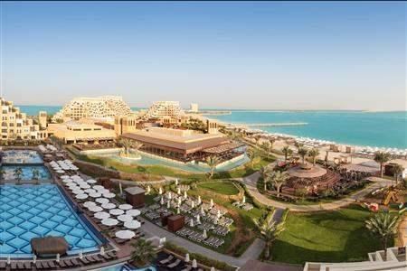Rixos Bab Al Bahr Resort Aerial