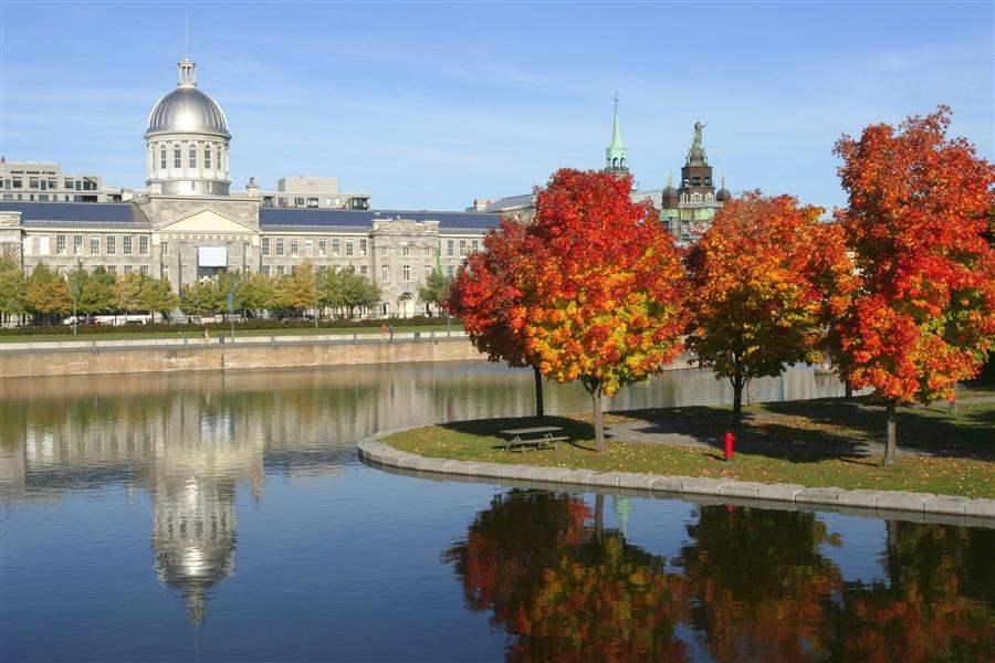 historic montreal canada