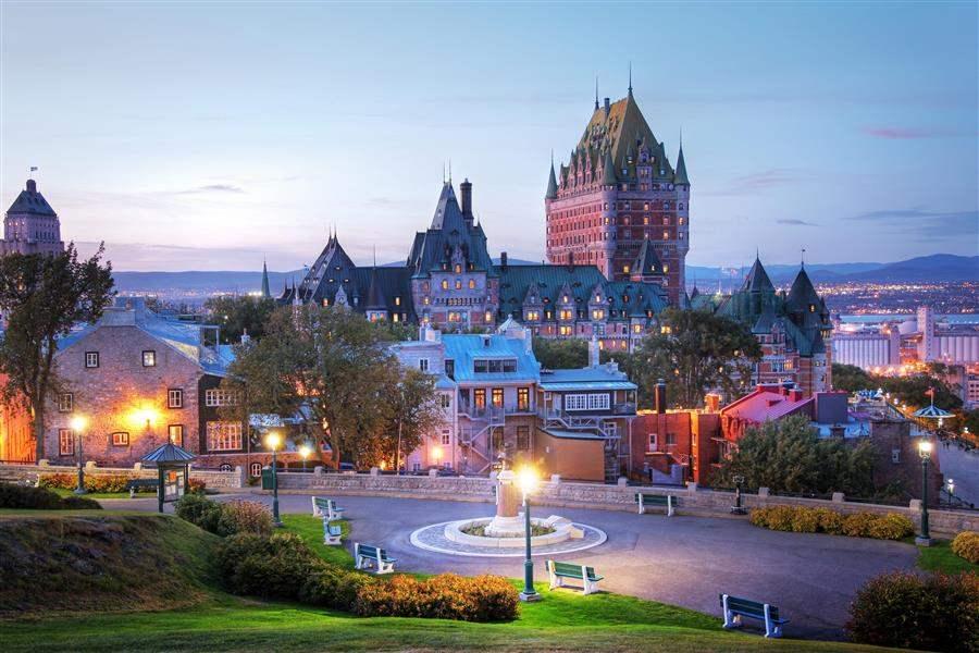 old quebec quebec city canada