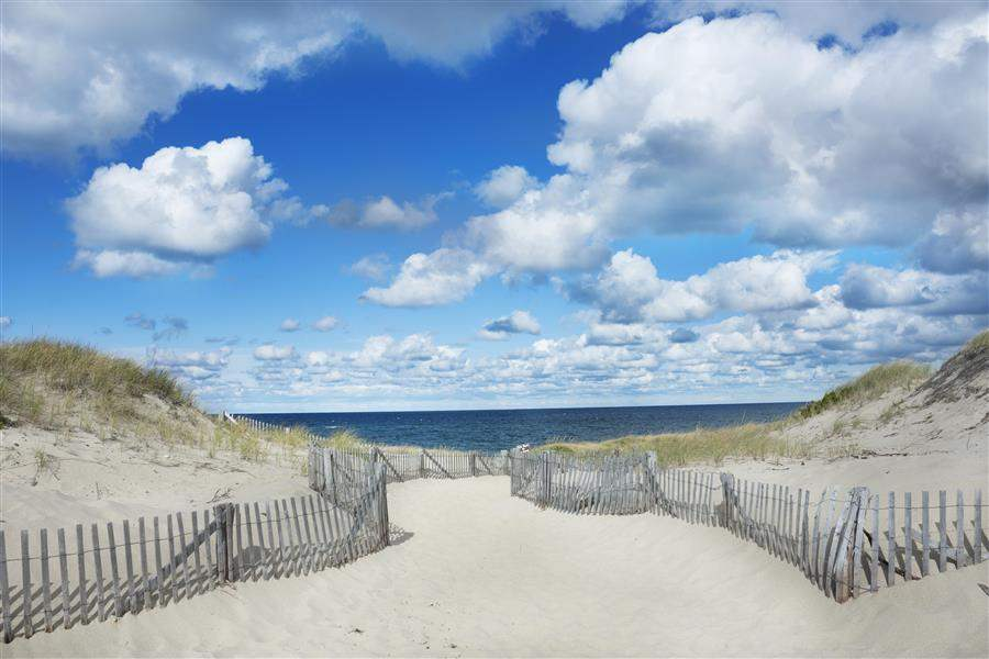 Cape Cod Massachusetts Beach