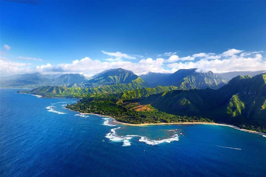 Hawaii Aerial