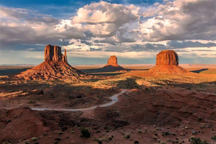 Monument Valley Arizona desert