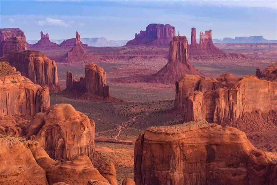 Monument Valley Arizona Navajo Desert