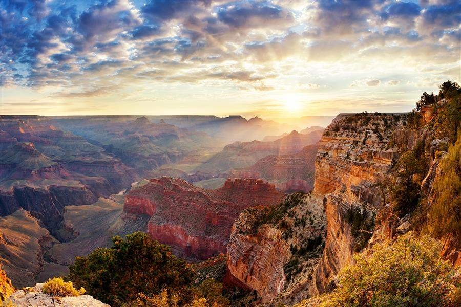 Grand Canyon Arizona Sunrise