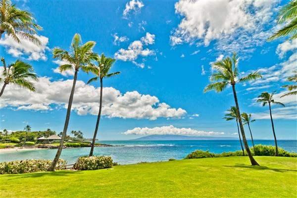 Maui Kanapali Hawaii