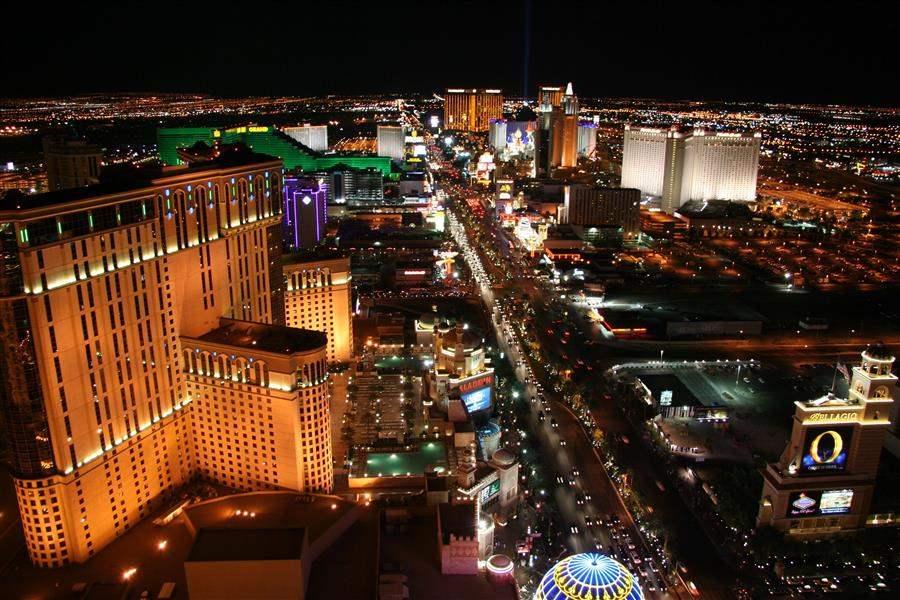 Las Vegas Nevada strip