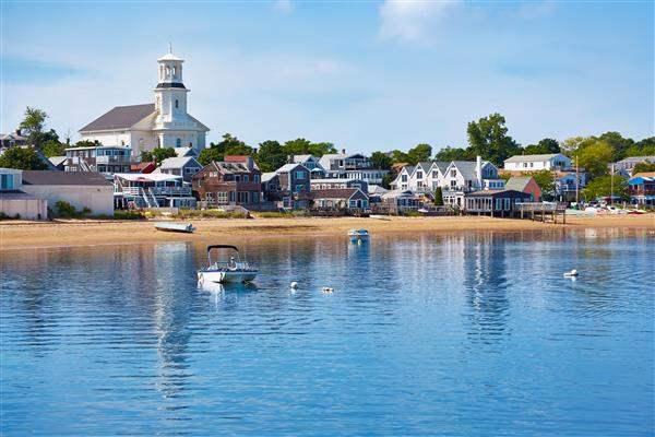 Provincetown Cape Cod Marthas Vineyard