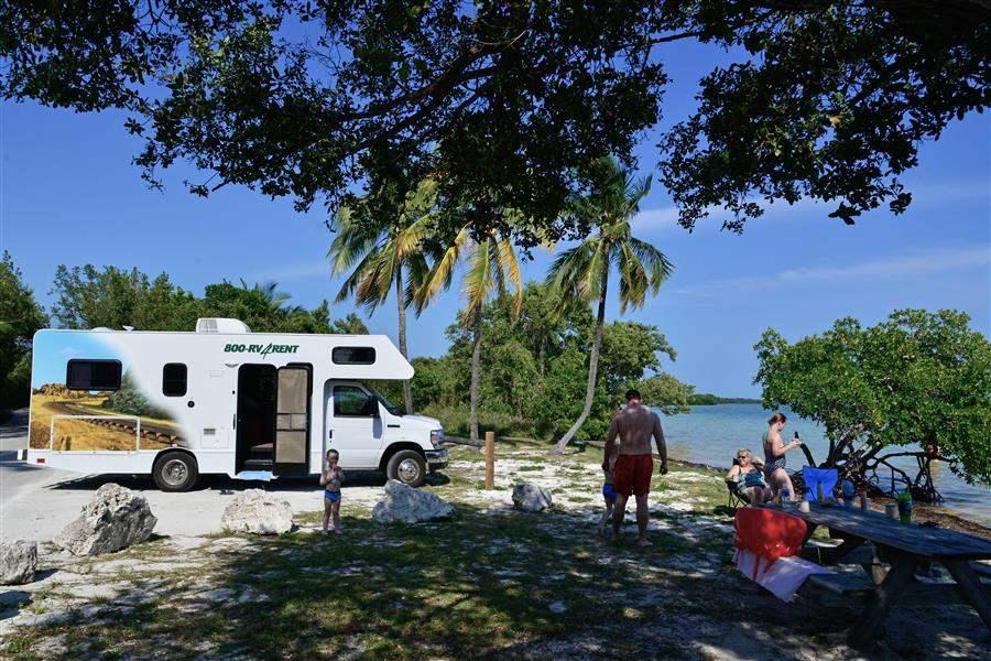 Cruise America Florida Keys