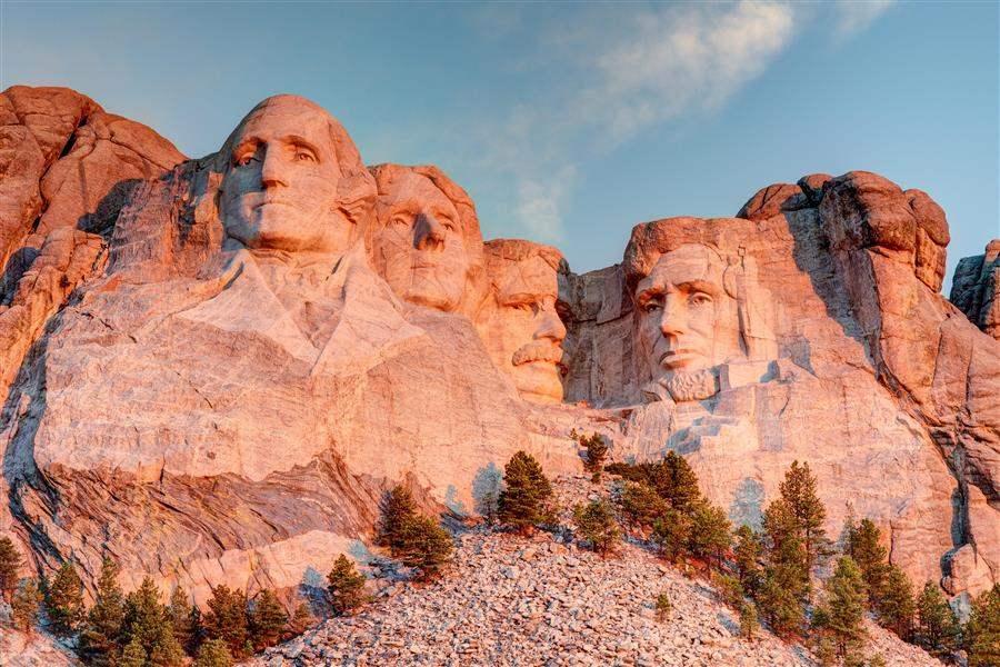 Mount Rushmore Wyoming