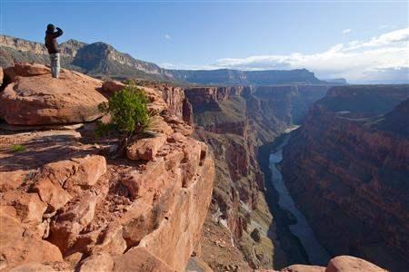 Grand Canyon Toroweep Point