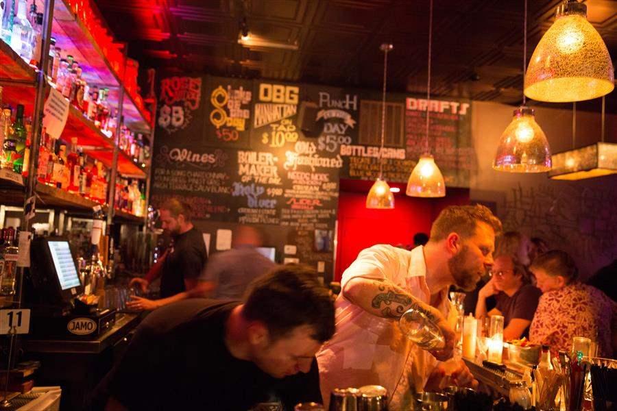 Portland Oregon bar