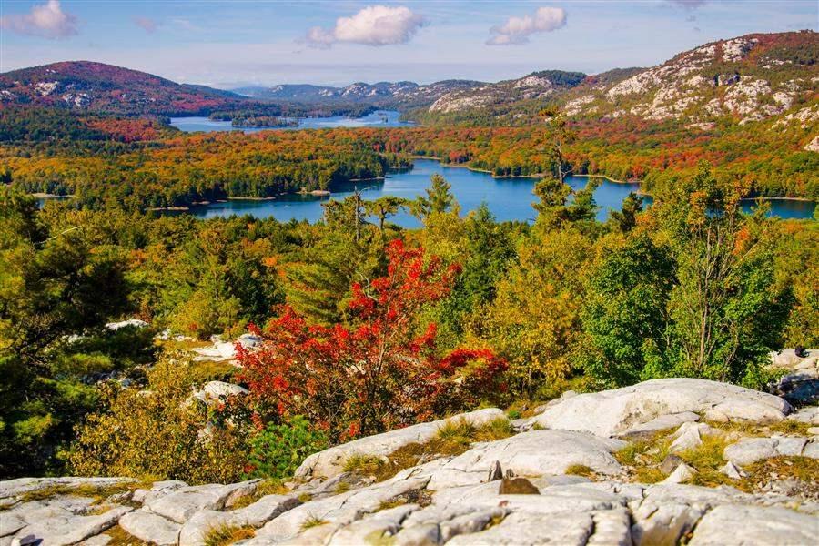 Killarney Provincial Park Ontario