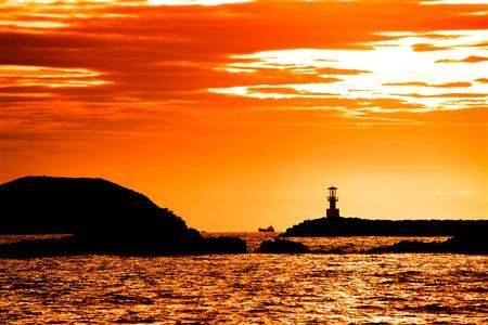 Nova Scotia sunset canada