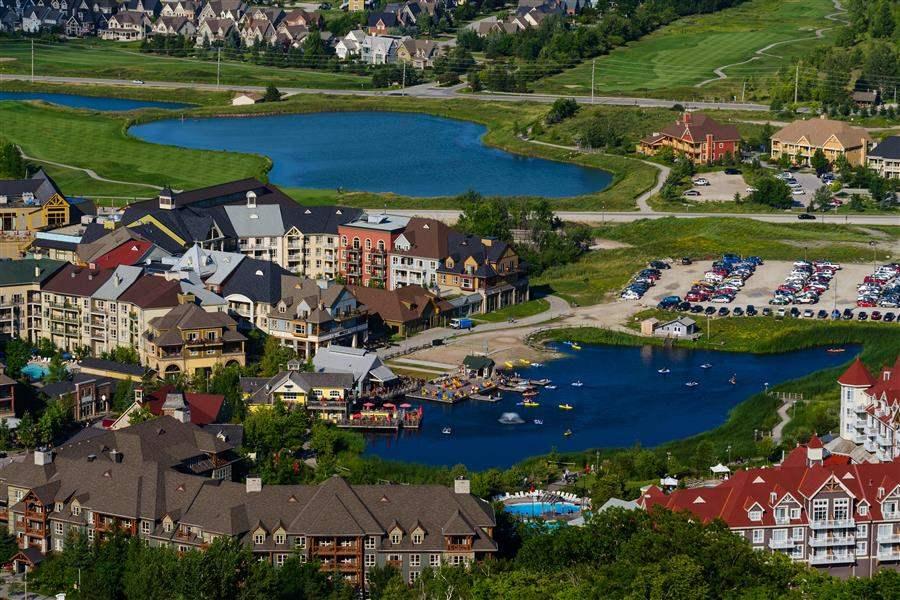 Blue Mountain Resort Collingwood Ontario canada