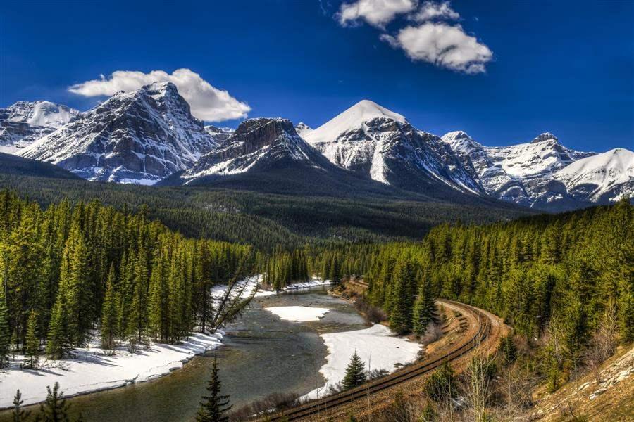 Canadian Rail Journeys