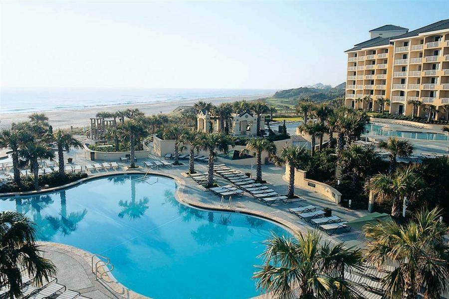 Omni Amelia Island Plantation Resort Swimming Pool