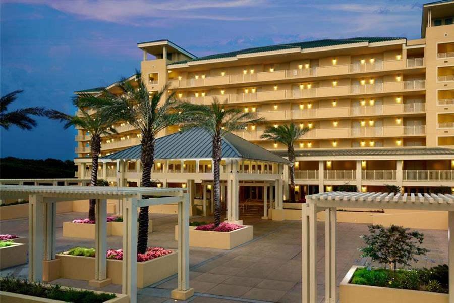 Omni Amelia Island Plantation Resort Hotel Exterior View